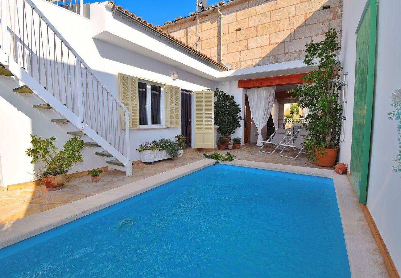 House in Santa Margalida - Can Cantino casa Santa Margalida 213