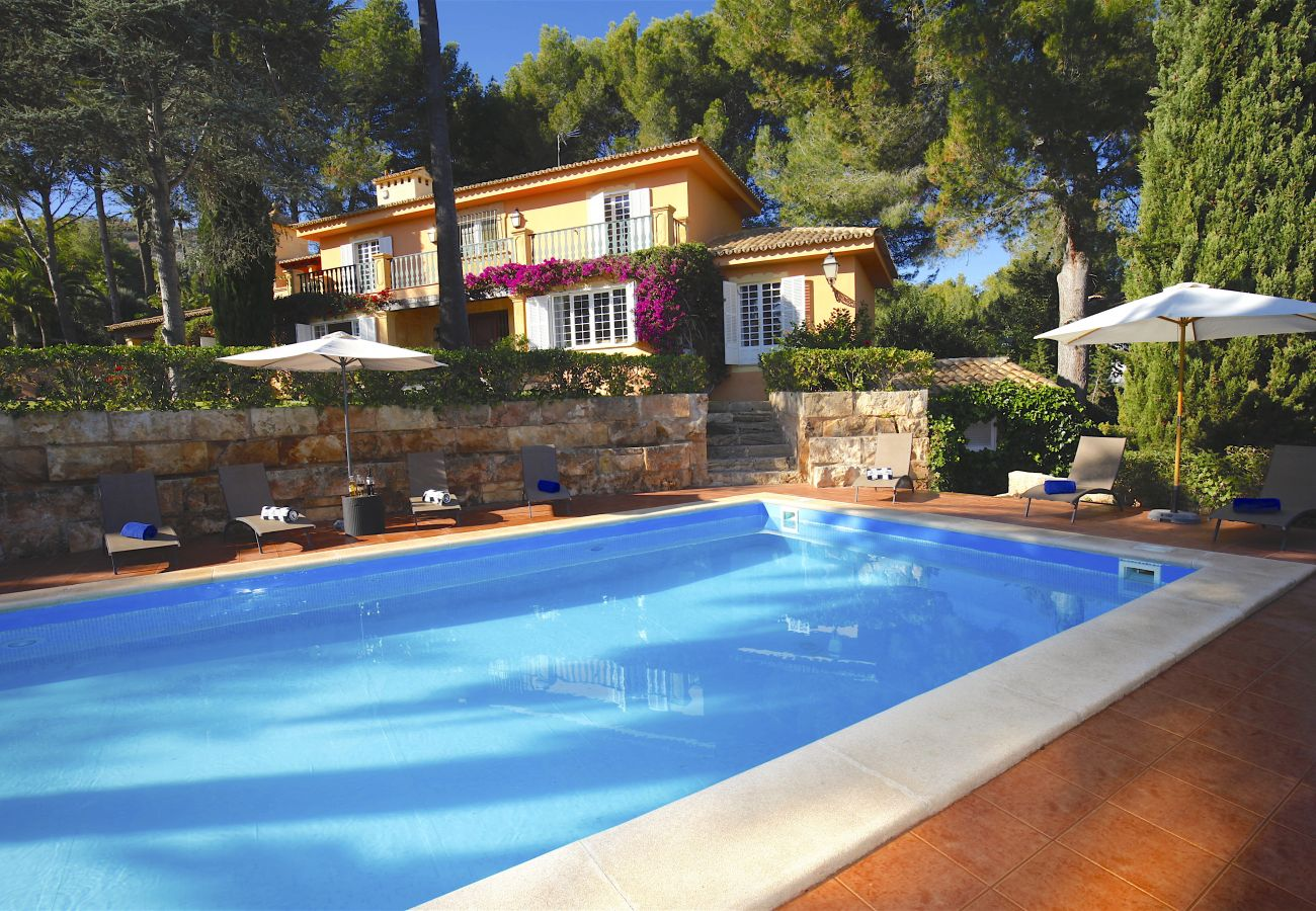 Villa in Palma de Mallorca - Son Vida Home & Golf