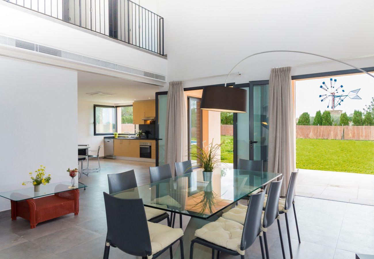 Country house in Muro - Es Moli Villa Can Picafort 056