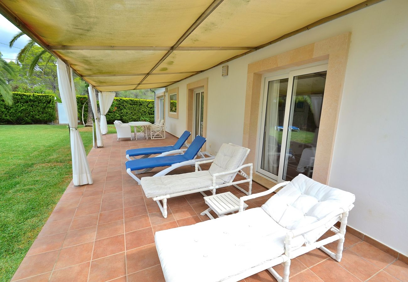 Country house in Cala Murada - Can Pep Villa Cala Murada 190
