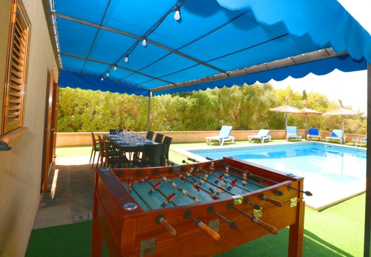 Country house in Campos - Sa Pedrera Finca Campos Mallorca 406