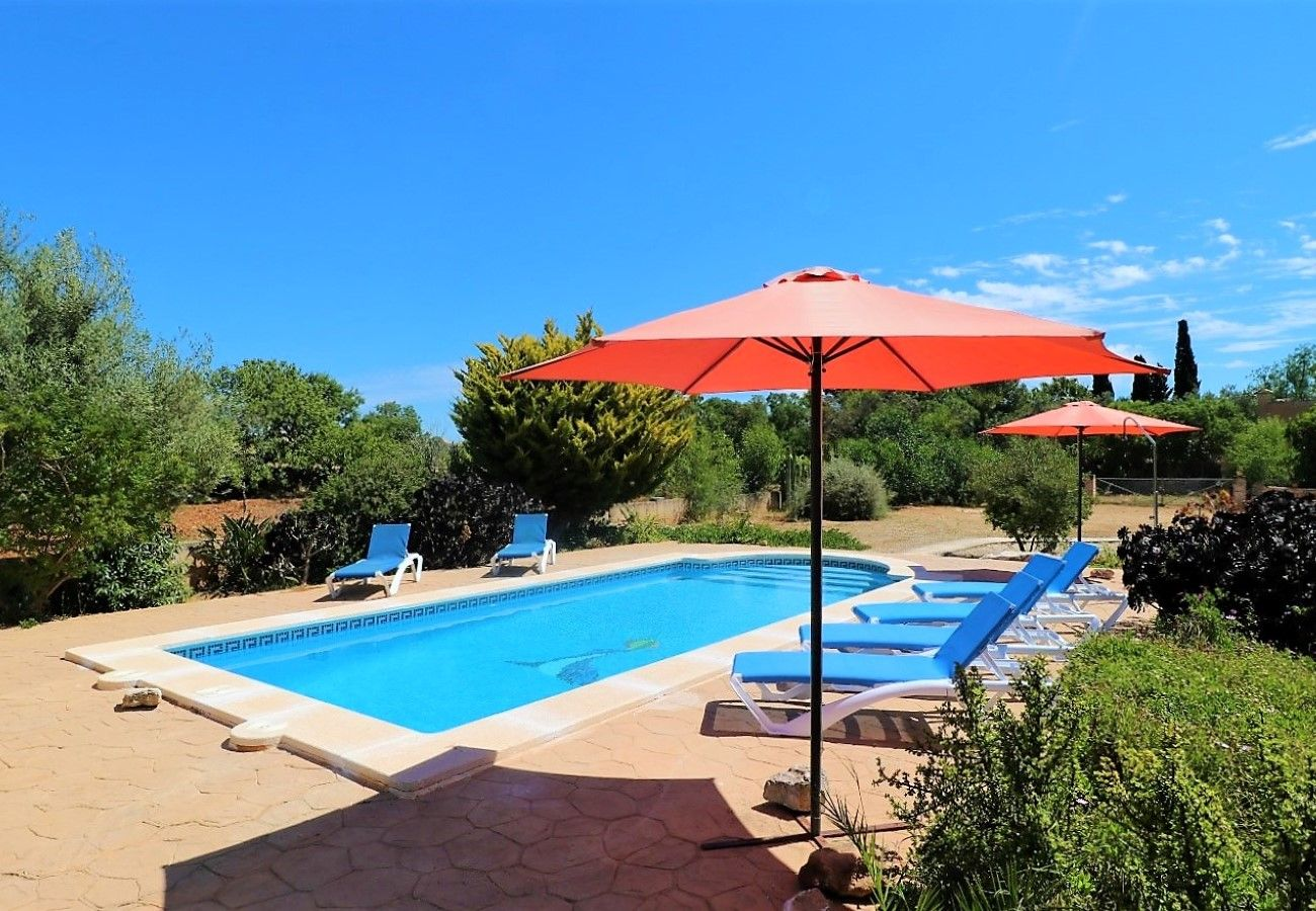 Country house in Es Llombards - Can Cova Es Llombards villa 413