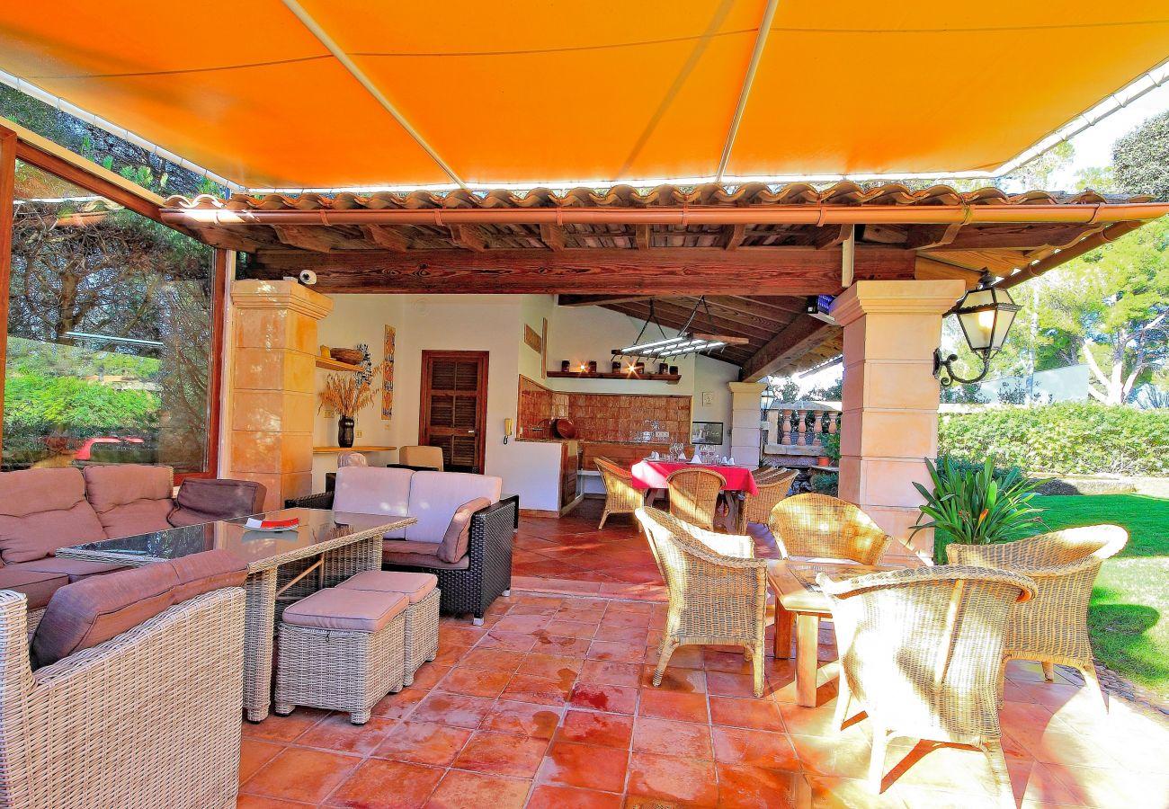House in Costa de los Pinos - Can Tomeu Villa Costa de los Pinos Mallorca 232