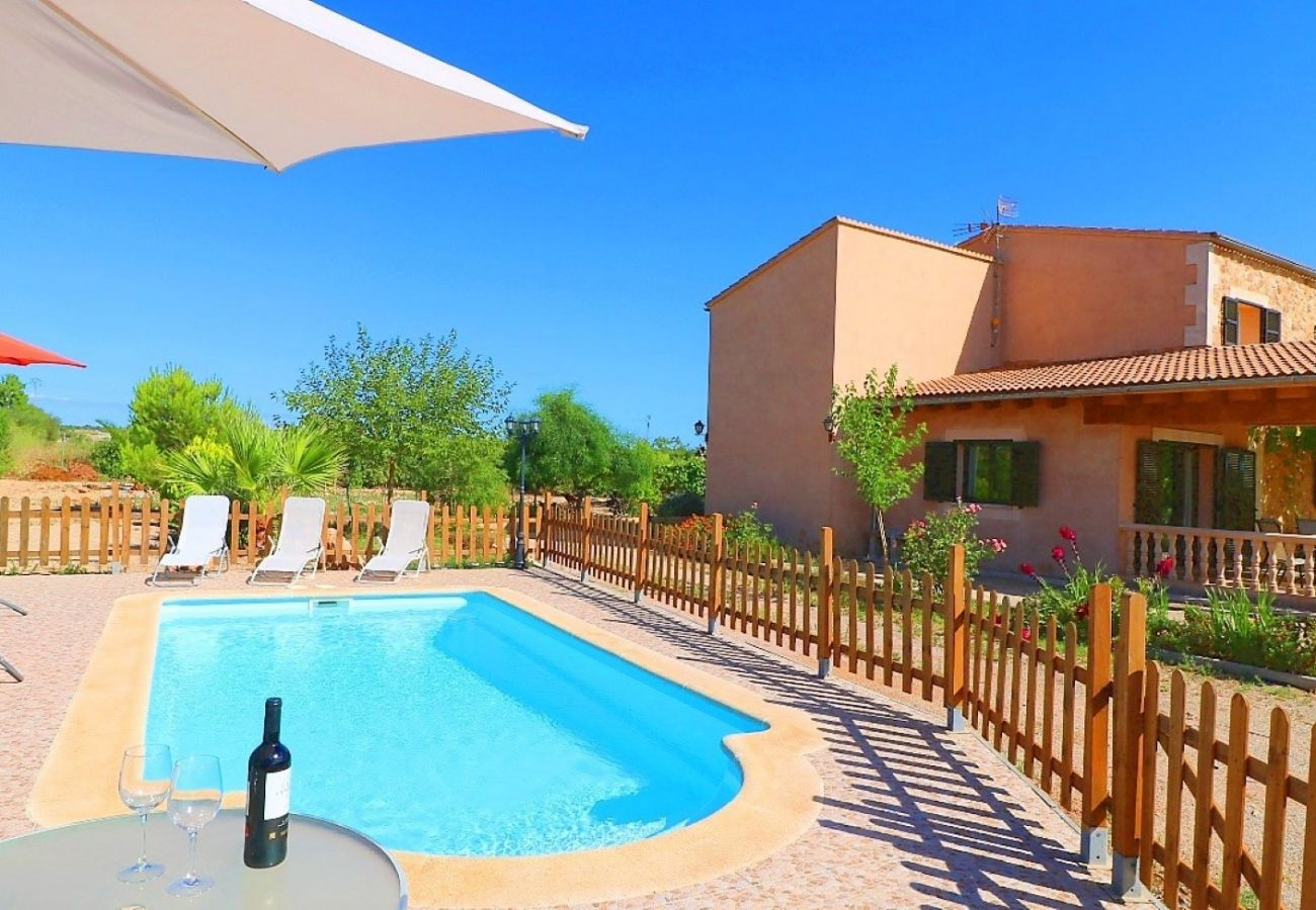 Country house in Campos - Can Olivaret villa Campos 419