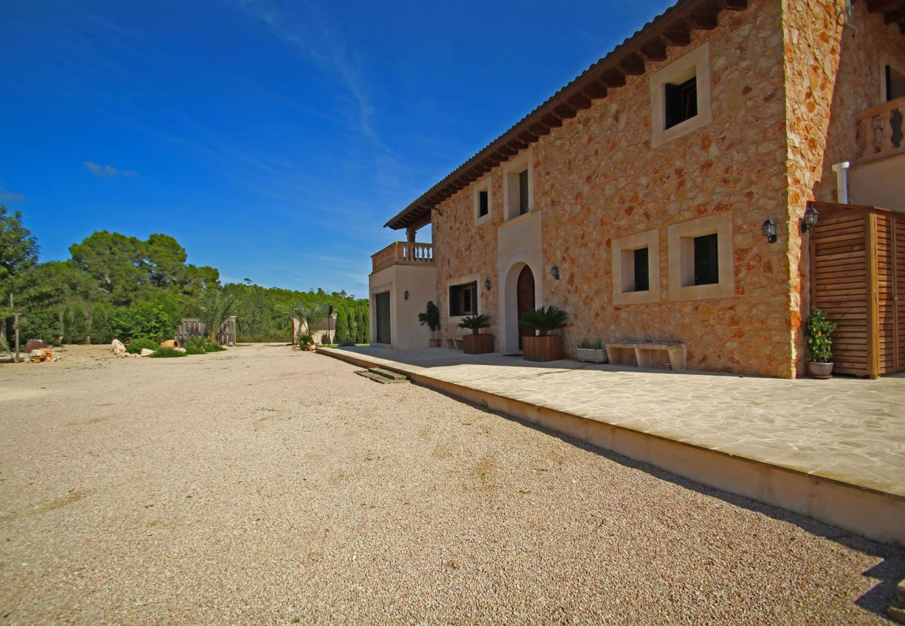 Country house in Porreres - Finca Son Mainou - Nature - Great views