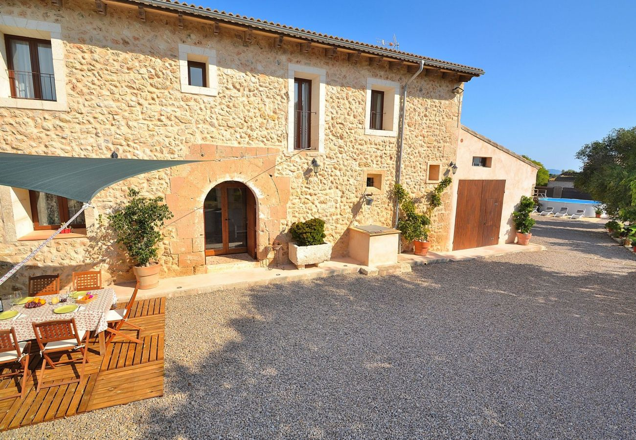 Cottage in Santa Margalida - Rafal des Turó villa Santa Margalida 061