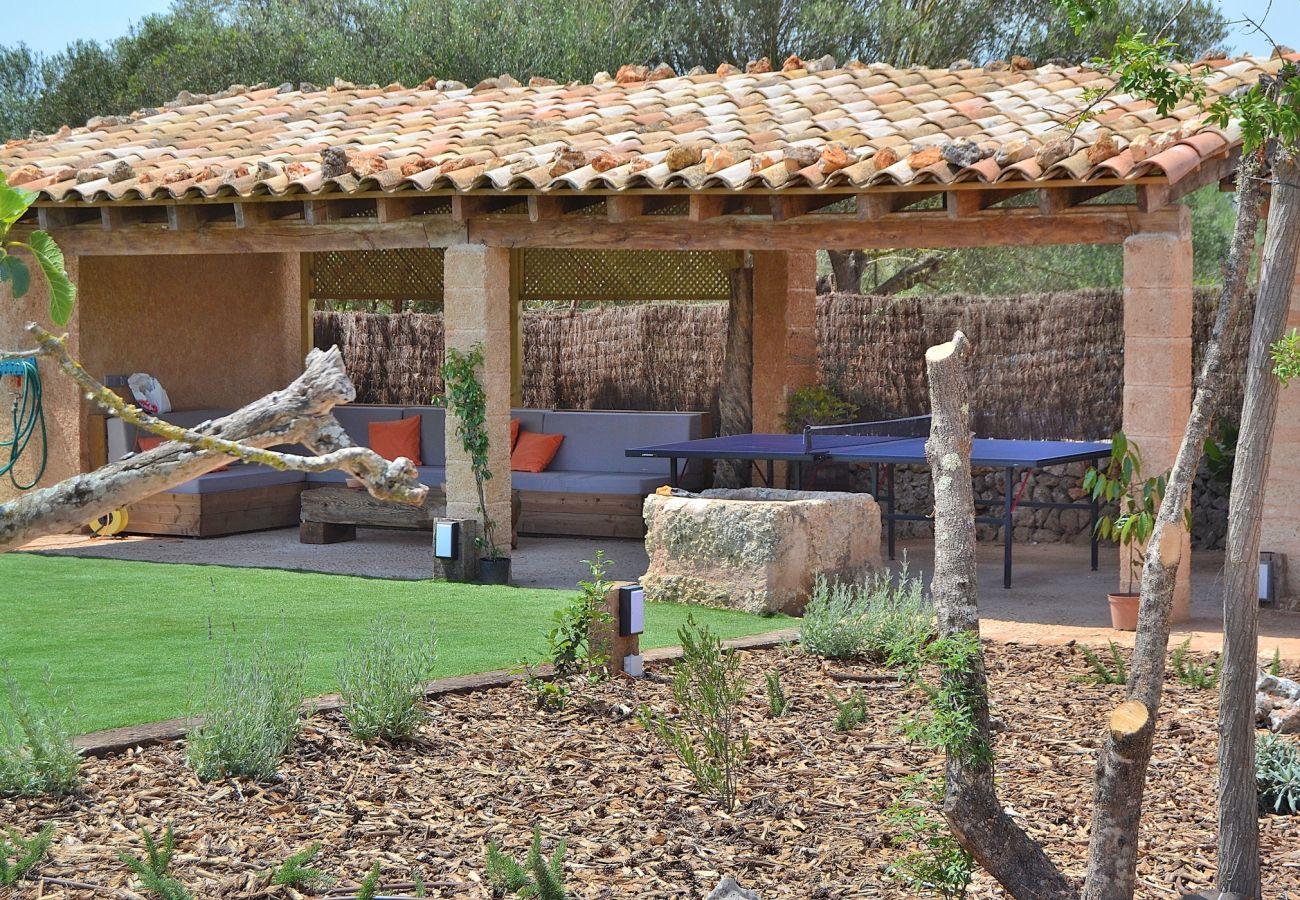 Cottage in Llubi - Can Cortana finca Llubí 005