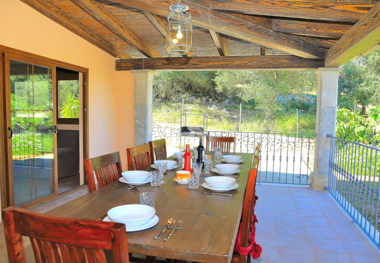Country house in Lloseta - Ses Oliveres villa Selva 016