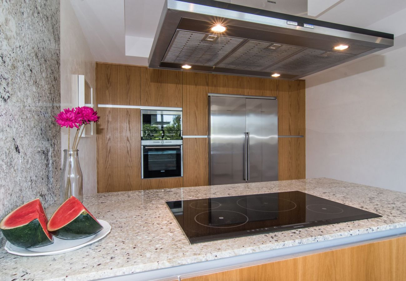 villas kitchen to rent in Playa de Muro