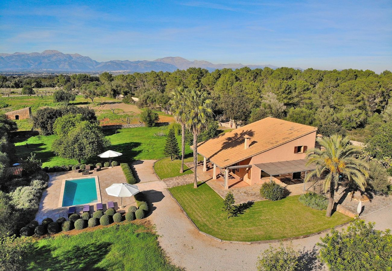 Stunning photo of the villa in Muro