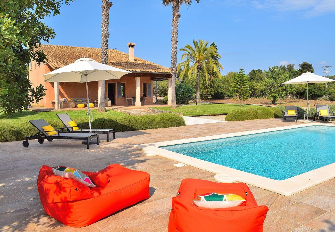 Country house in Muro - Casa Núria Villa Muro 019