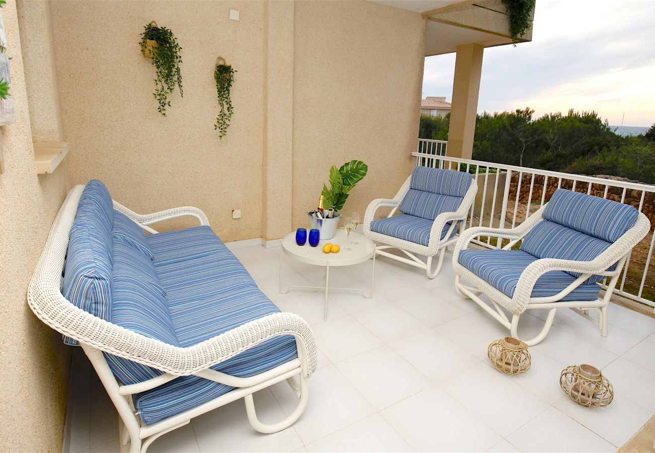 Apartment in Ses Covetes - Sweet Home Es Trenc III