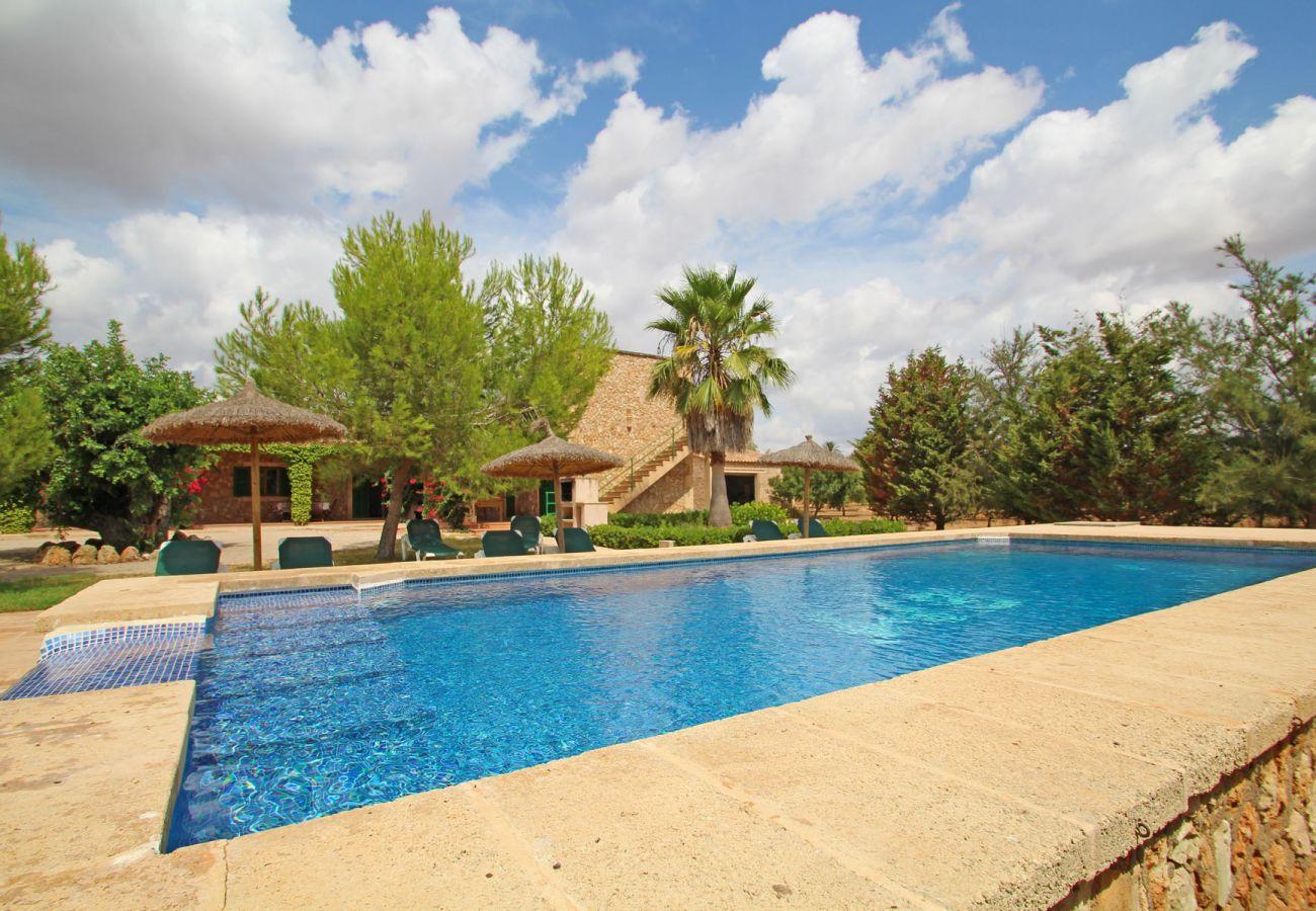 Country house in Campos - Finca Els Girasols