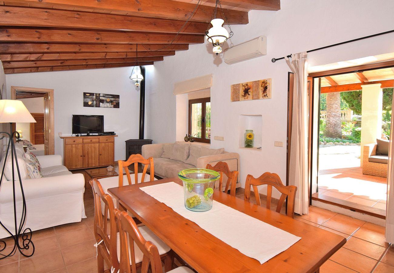 Country house in Pollensa - Casa de Mercedes Pollensa 057