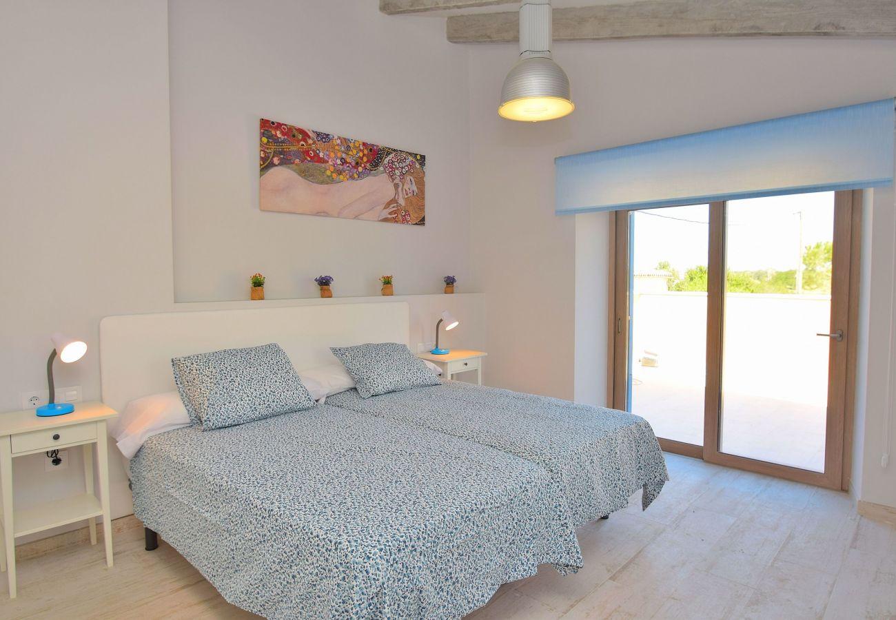 Villa in Sineu - Ca na Rossa Sineu 009
