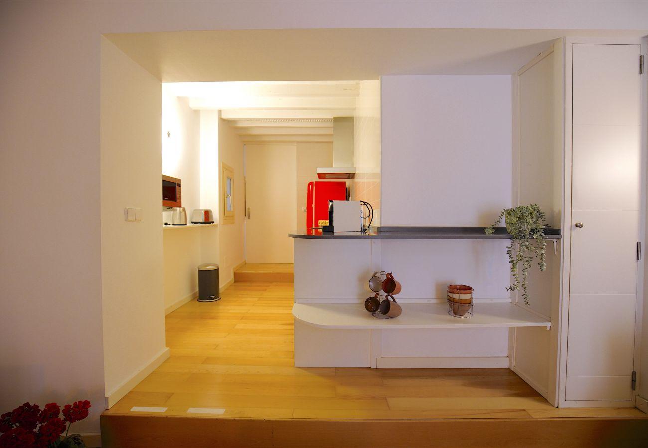 Apartment in Palma de Mallorca - Montmari TI - Urban Loft