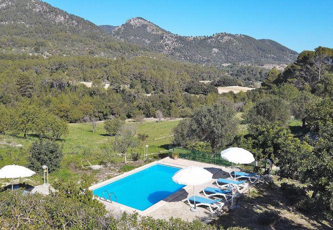Villa/Dettached house in Selva - Cantabou Villa Campanet 014