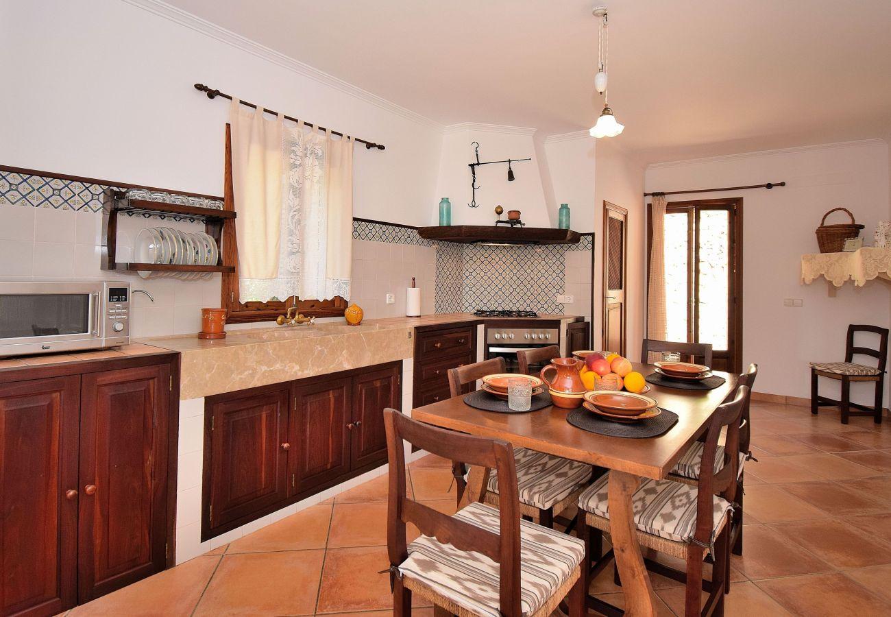 Country house in Sineu - Es Cocons Villa Sineu 055