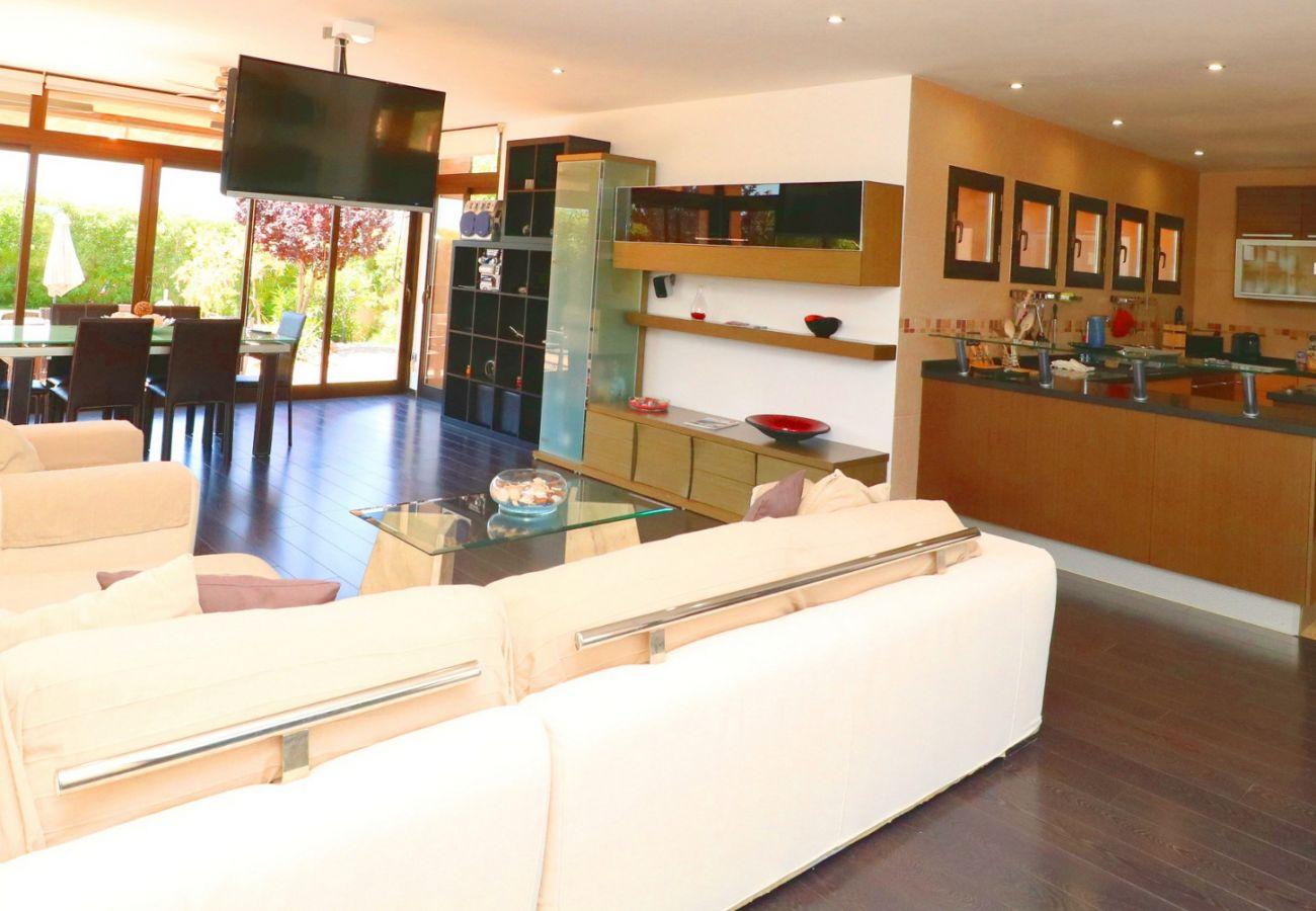 Country house in Campos - Finca Son Vigili Campos 417